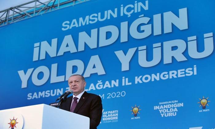 Cumhurbaşkanı Samsun'a Geldi Twitter'da Gündem Samsun Oldu