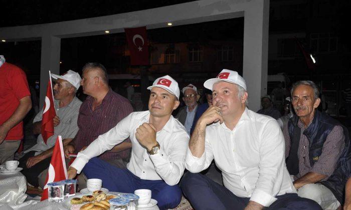 Başkan Mustafa Belur: 14 Gecedir Şerefle Gururla Vatan Nöbetimizi Tutuyoruz