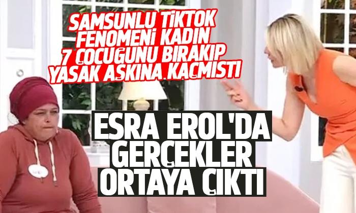 TikTok fenomeni İlknur Biryan eşi Ali Biryan'la yüzleşti