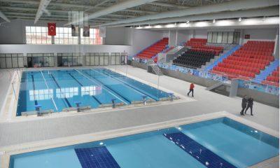 Yüzme havuzu açılıyor