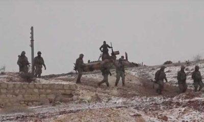 El Bab'da iki Asker Destan Yazdı!