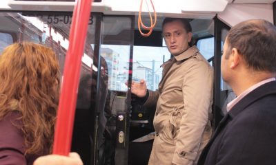 Tamgacı: Çabamız modern bir ulaşım hizmeti sunmak için olacaktır