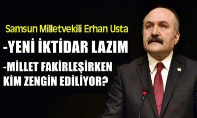 """Erhan Usta: """"Milleti ve Piyasaları Ciddiye Almıyor"""""""