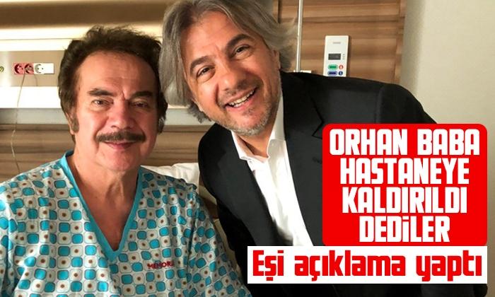 Orhan Gencebay hastaneye kaldırıldı mı?