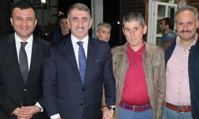 Köktaş: Güçlü Türkiye'nin kapıları açıldı