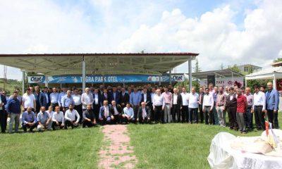 Havza İş Adamları ile Sivil Toplum Kuruluşları bir araya geldi