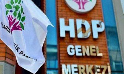 HDP'ye yeniden kapatma davası