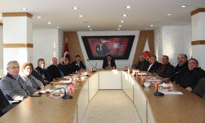 Havza Belediye Meclisi 2019 yılının ilk olağan toplantısını gerçekleştirdi