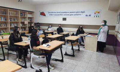 İlkem Etüt ve Eğitim Merkezi'nde Yks yoğunluğu