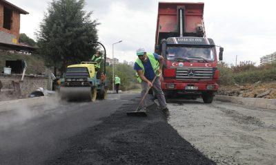 Demirtaş: İlçemizin yollarına 2021 yılı itibariyle 17 bin ton asfalt döktük