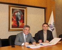 Kızılırmak için proje destek sözleşmesi imzalandı