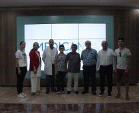 Ünlü Kalp Cerrahı Prof. Dr. Bingür SÖNMEZ Medicana'yı ziyaret etti