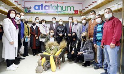 AtaTohum'da kışlık üretim sezonu atalık tohum gönüllüleri ile başladı