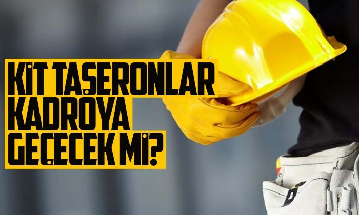 KİT taşeron işçilerini üzecek haber!