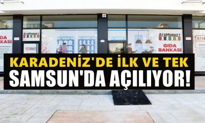 Karadeniz'in İlk ve Tek Ekim'de Samsun'da Açıyor!