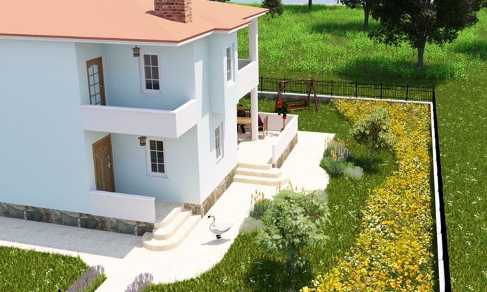 İlkadım Belediyesi'nden 'Köy evi projesi'