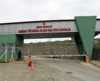 Yeni Samsun cezaevinde proplemler bitmek bilmiyor