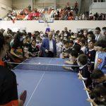 Mete Adanır Spor kompleksi geleceğe sporcu ordusu yetiştiriyor