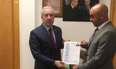MHP'li belediye başkan adayı 'Cumhurbaşkanı'na hakaret'ten tutuklandı