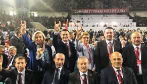 MHP Samsun milletvekili adayları tanıtıldı