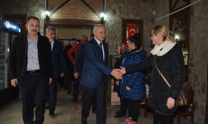 MHP Seçim Çalışmalarını Vezirköprü'den başlattı