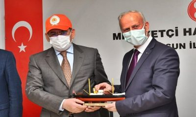 MHP İl Yönetim Kurulu Toplantısına AK Partili Başkan Mustafa Demir Katıldı