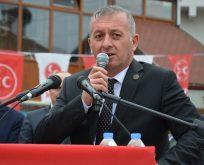 MHP İl Başkanı'ndan AK Parti'li belediyeye: Dalımızı kıranın ağacını sökeriz