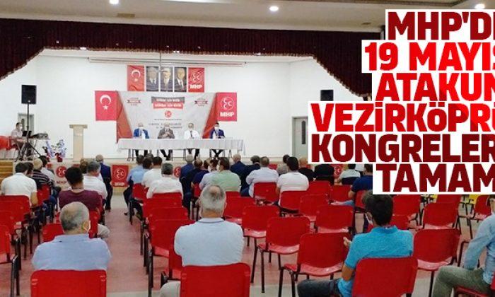 MHP İlçe kongreleri son hız devam ediyor