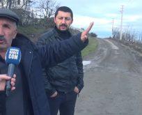 Atakum ilçesi Büyükoyumca Mahallesi'nde Yedaş isyanı
