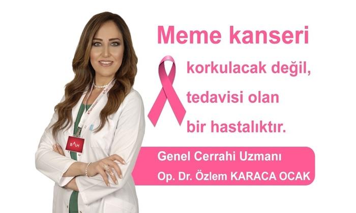 'Meme kanseri'nin Tedavisi Mümkün