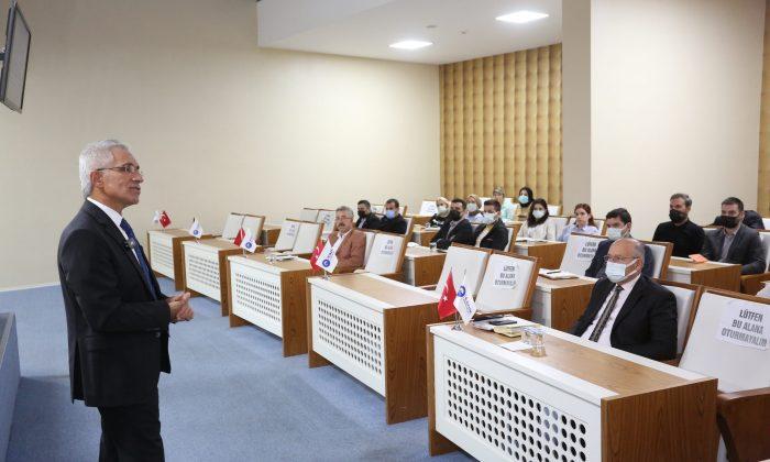 Canik'te 'Kamu İhale Mevzuatı' eğitimi verildi