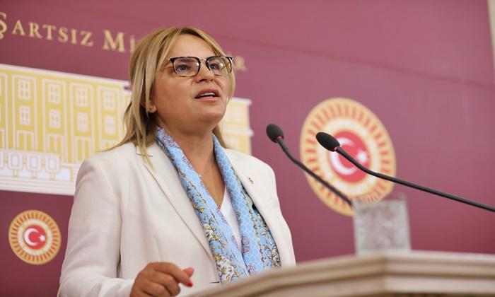"""Neslihan Hancıoğlu: """"Saray-gökdelen sevdasına kapılanlar, öğrencilerimizin geleceğini çaldı!"""""""