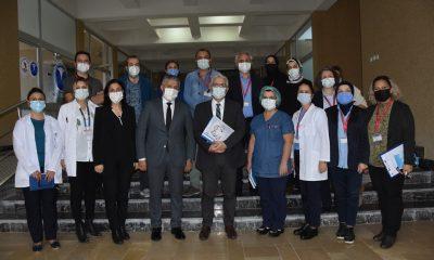 OMÜ'DE Sağlık Gönüllüleri Ekibi Kuruldu