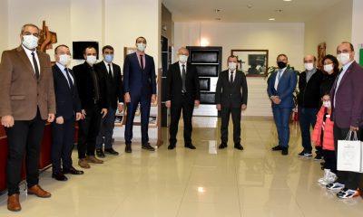 Rektör Ünal ISIF 2020'den Ödül Alan Akademisyenleri Kutladı