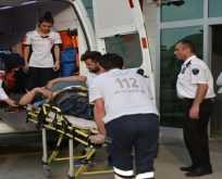 Zincirleme trafik kazası: 10 yaralı