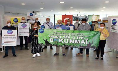 SAMÇEP'ten 5 Haziran Dünya Çevre Günü Açıklaması Yaptı