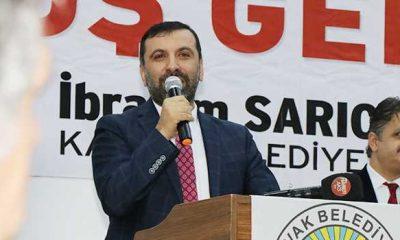 Kavak Ak Parti Belediye Başkan Adayı İbrahim Sarıcaoğlu