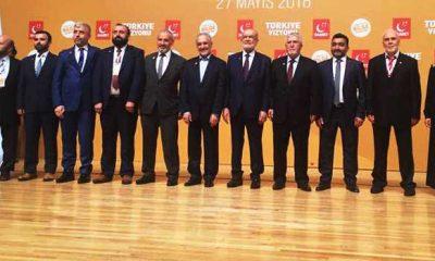 SP Samsun adaylarını kamuoyuna tanıttı
