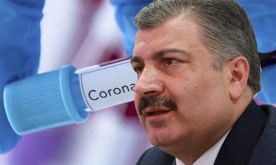 """Sağlık Bakanı Fahrettin Koca: """"İyileşen vakalarımız var"""""""