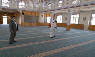 Salıpazarı'nda Camiler cemaatle buluşmaya hazırlanıyor
