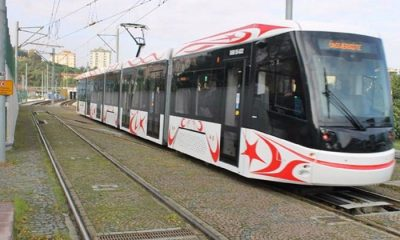 Samsun'da Tramvay Korona Virüs Dağıtıyor!