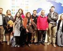19 Mayıs belediye personeli iftarda buluştu