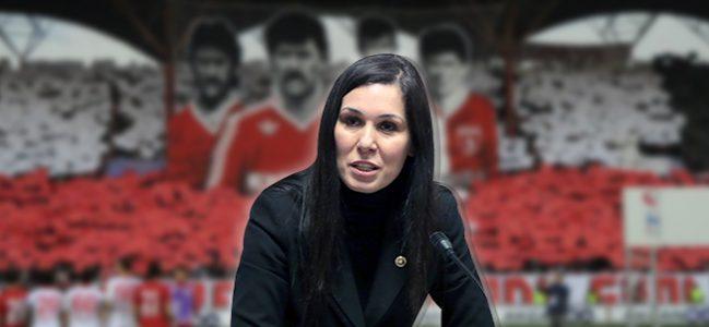 Karaaslan: Samsunspor bizim için vefanın adıdır