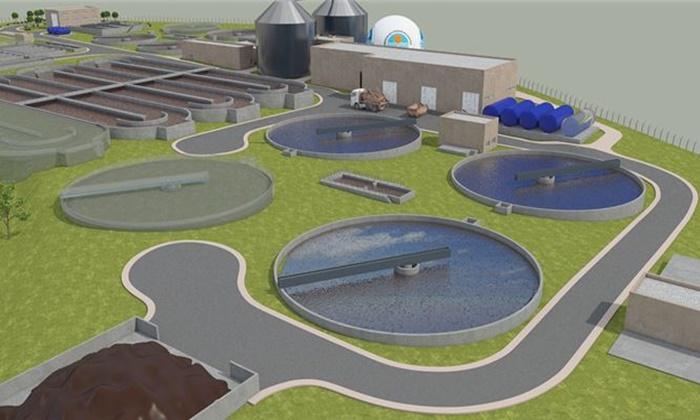 Samsun'a İleri Biyolojik Atık Su Arıtma Tesisi Kuruluyor!