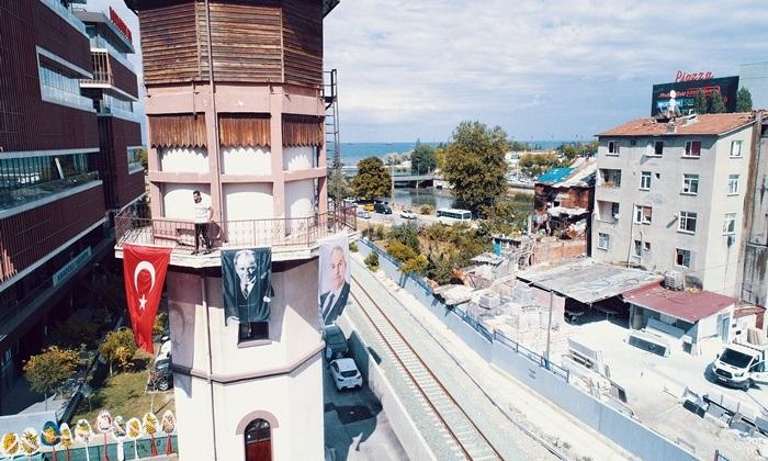 Samsun'da 150 Yıllık Tarihi Su Deposu Müze Oldu