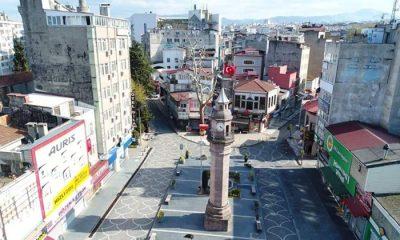 Samsun'da Hafta Sonu Sokağa Çıkma Kısıtlaması Var!