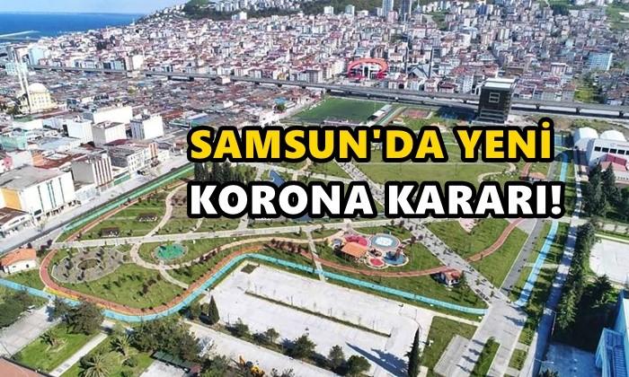 Samsun'da Konaklamaya HES kodu Zorunluluğu Getirildi