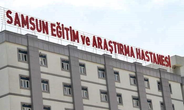 Samsun'da Korkutan Tablo Hastanelerde Yer Kalmadı!