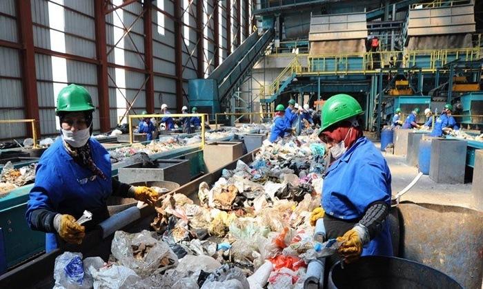 Samsun'da Çöpten 30 Bin Haneye Yetecek 'enerji' Üretiliyor!