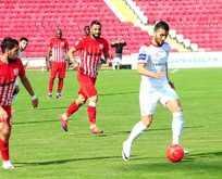 Samsunspor Balıkesirspor'a 5-0 yenildi!